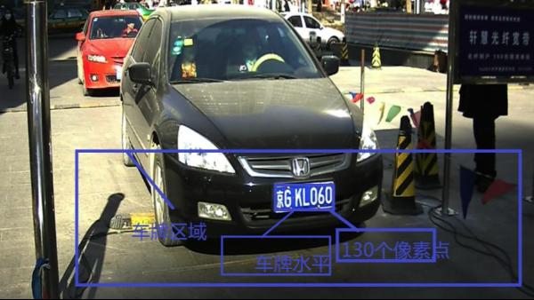 车牌识别技术应用