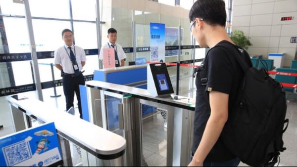 火车站安检人脸识别系统