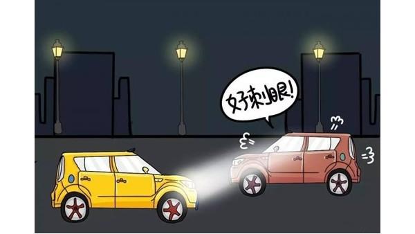 """专治""""远光狗"""" 智能抓拍远光灯系统在各地陆续启用"""