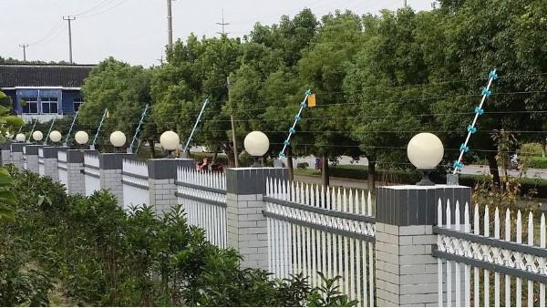 电子围栏应用