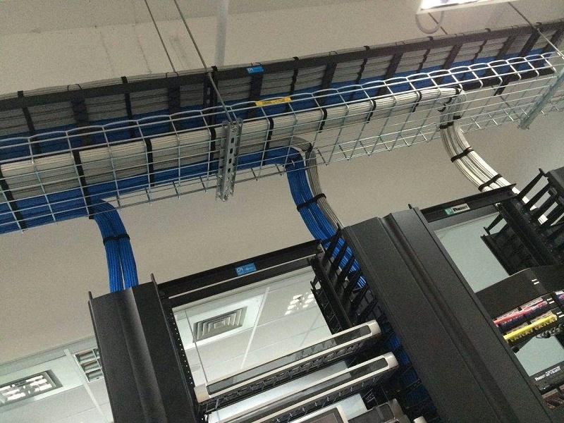 监控系统布线方法应用