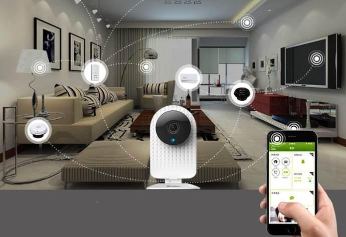 家居安防监控设备作用