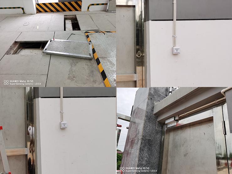 变电站门禁系统安装