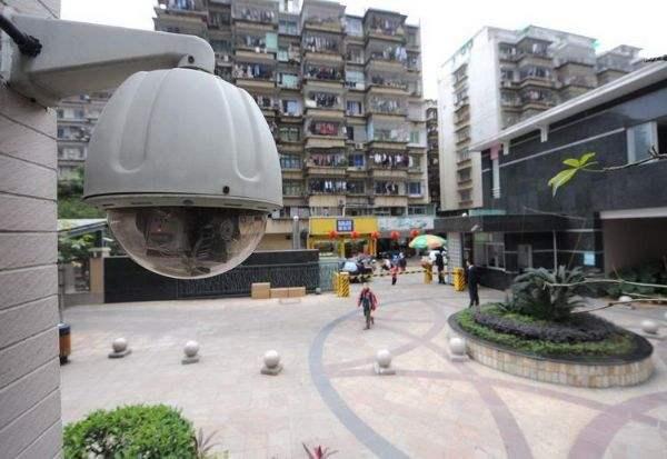 小区AI视频监控系统