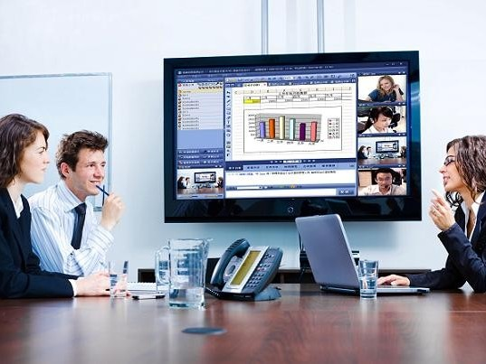 成都中铁建投资公司视频会议设备采购安装