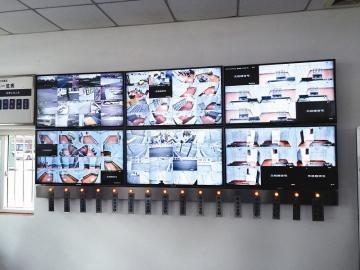 公安局新都区分局13个派出所规范化建设枪库安防设备采购项目