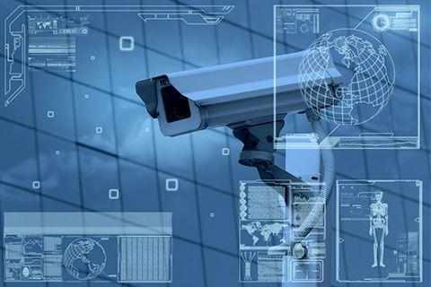 视频监控摄像头