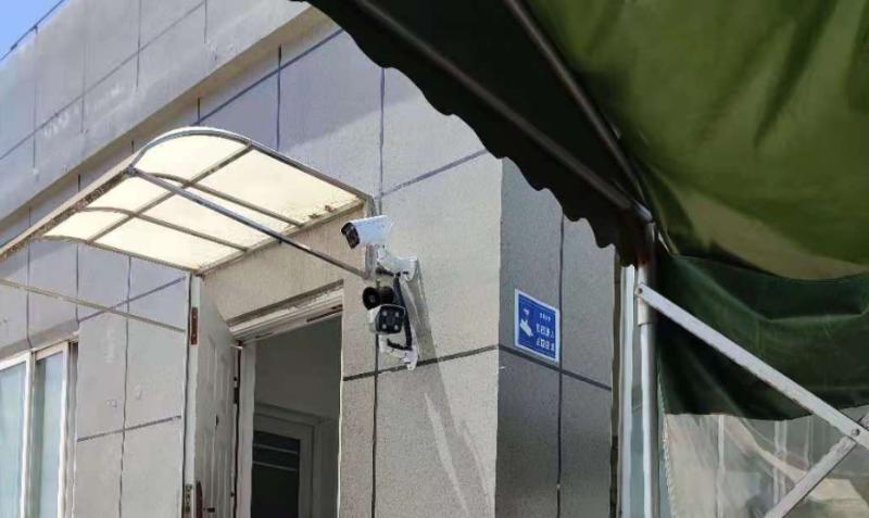监控摄像机安装