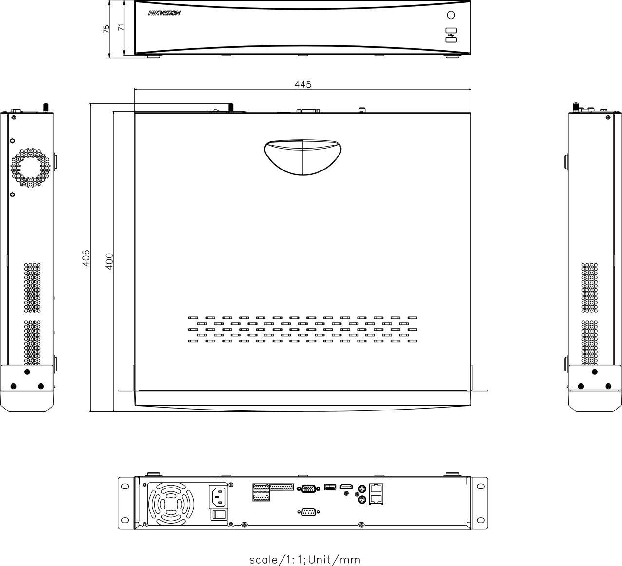 iDS-7932NX-Z4/X