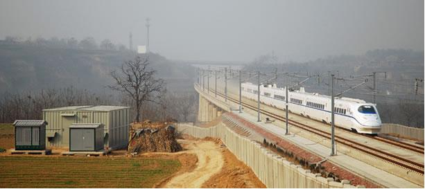铁路高清视频监控解决方案