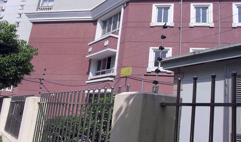 成都脉冲电子围栏应用