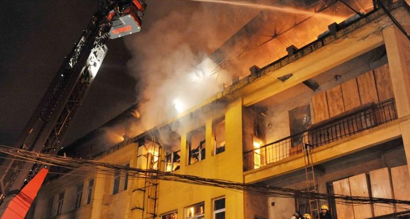 智慧消防综合监控解决方案