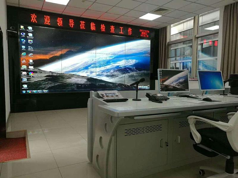 视频监控系统上墙显示