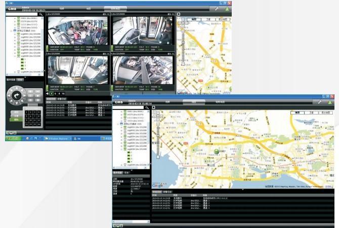 智能公交视频监控