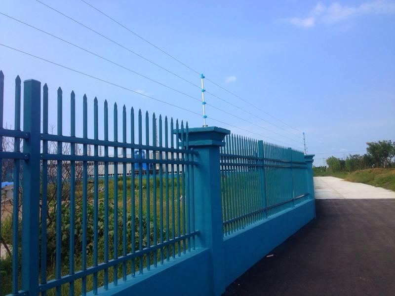 工厂电子围栏应用
