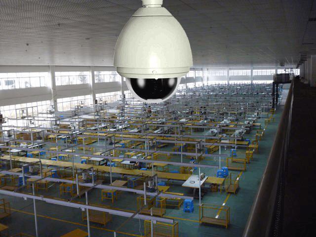 成都工厂视频监控
