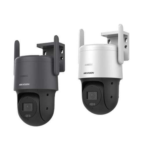 海康威视摄像头DS-2DE3Q140MY-T/GLSE3寸400万4G白光全彩球型摄像机