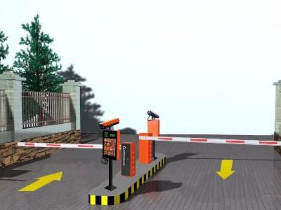 停车场出入口管控系统