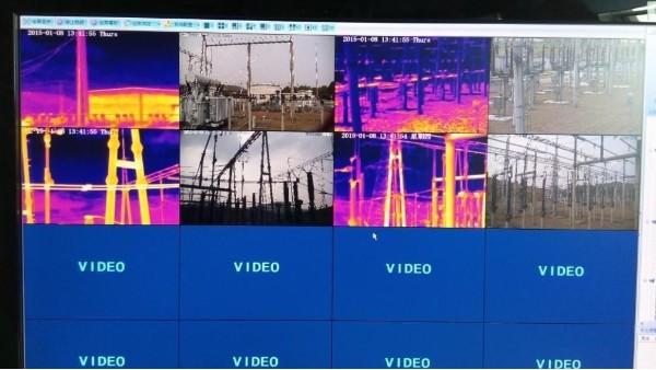 热成像摄像机应用
