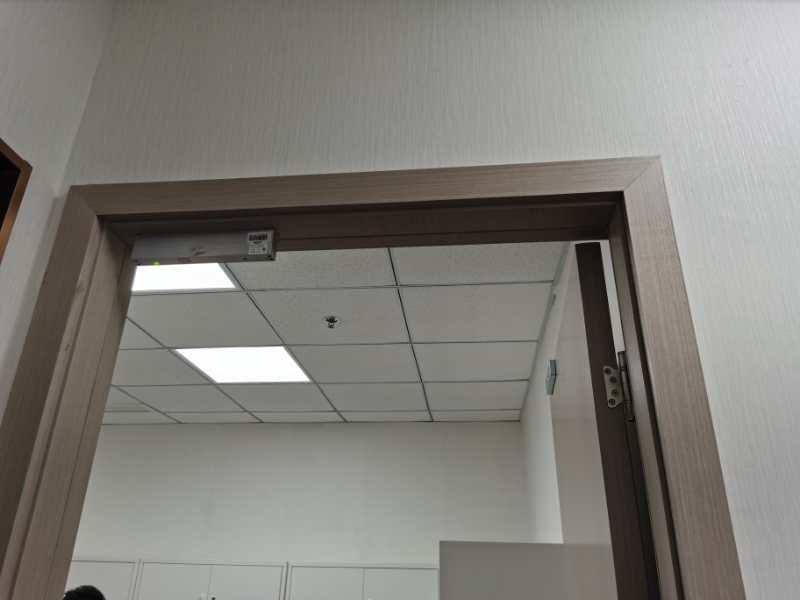 三盛地产门禁设备安装