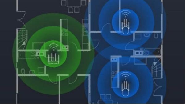 无线组网设备带宽
