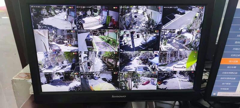 AI智能视频监控应用