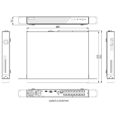 DS-7816N-K2/16P(D)