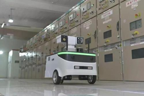 巡检机器人应用