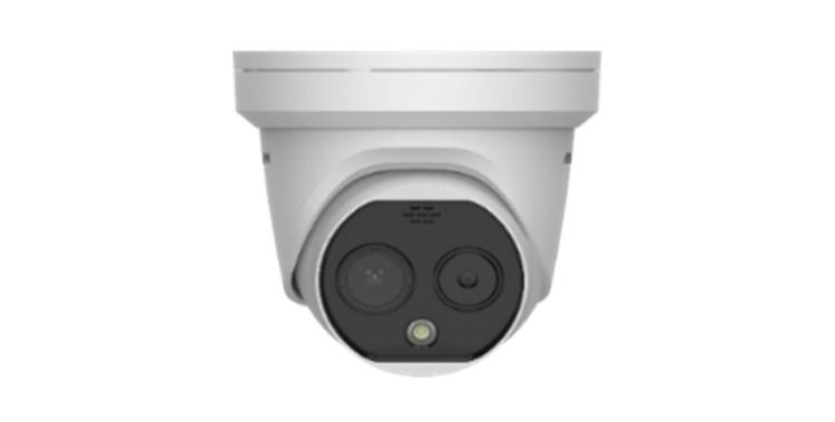 热成像人体测温监控摄像机