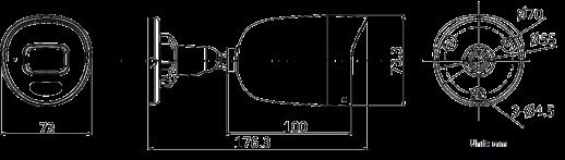 DS-IPC-K24H-IWT外形尺寸