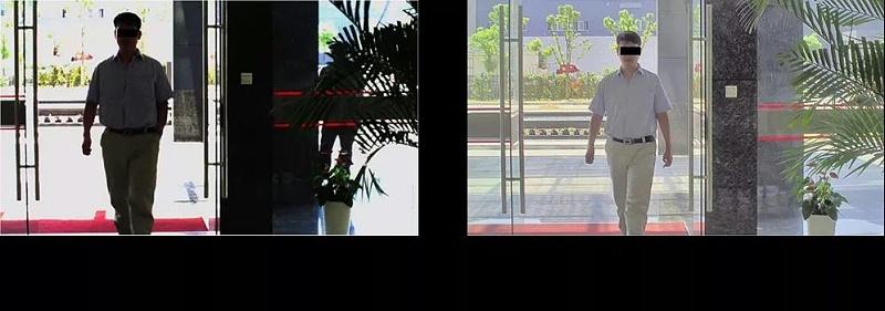 摄像机图像调节方法