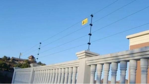 脉冲电子围栏应用