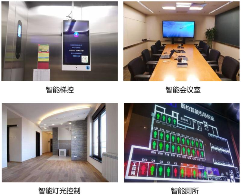 商业综合大楼AI智能巡查功能