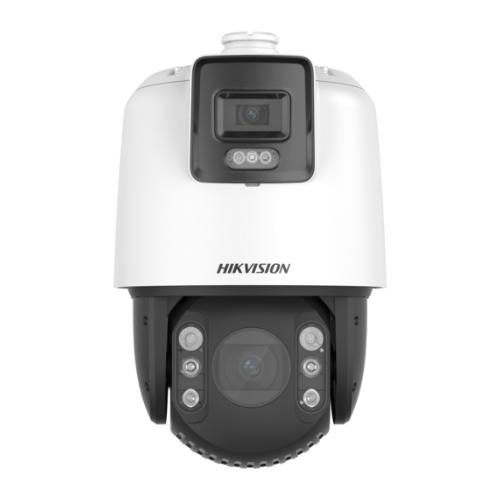 海康威视摄像头iDS-2DC7C144MW-D7寸400万臻全彩全景枪球