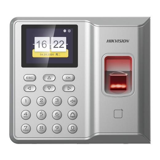 海康威视 DS-K1T8004 指纹门禁一体机