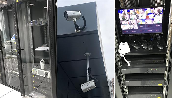 成都瑞雪精密机械危化品监控安装