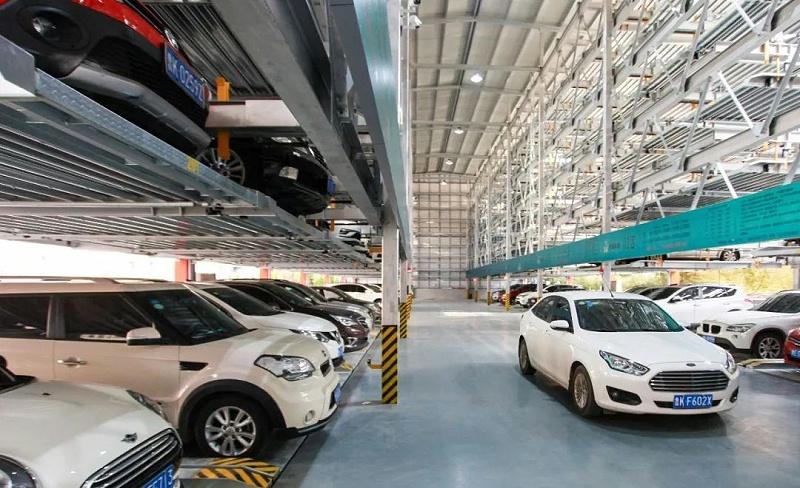智能停车场系统功能
