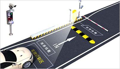 车牌识别技术外设线圈触发