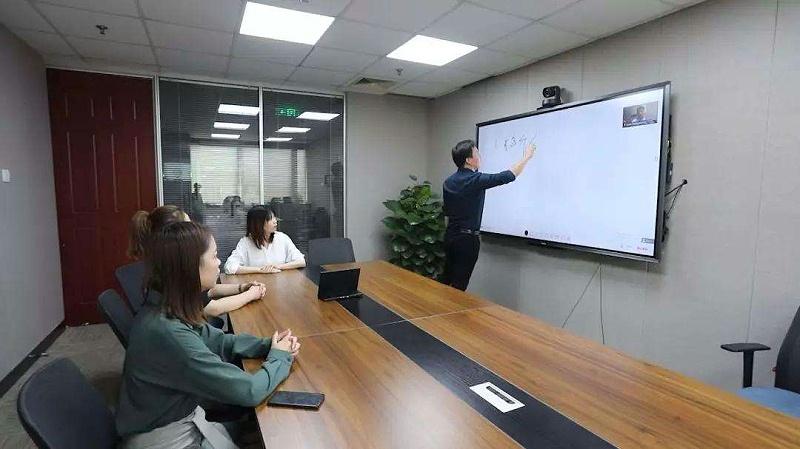 远程会议视频系统应用