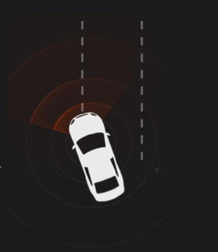 辅助驾驶车道偏离