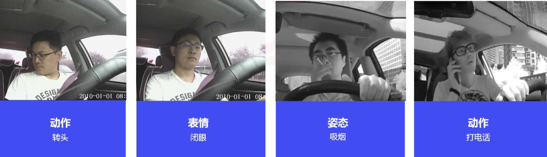 疲劳驾驶检测