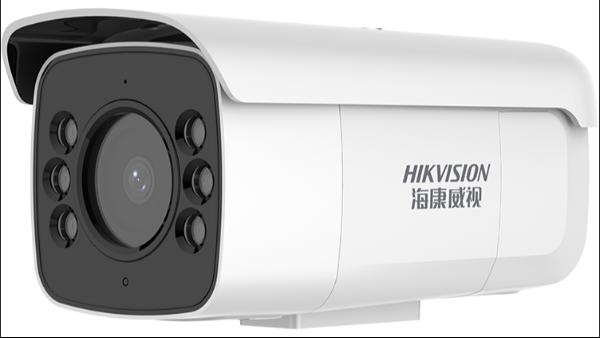 白光全彩智能警戒摄像机