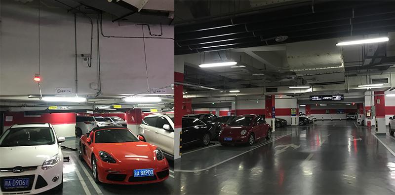 停车场监控改造