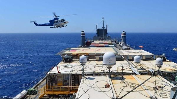 海上无线视频监控