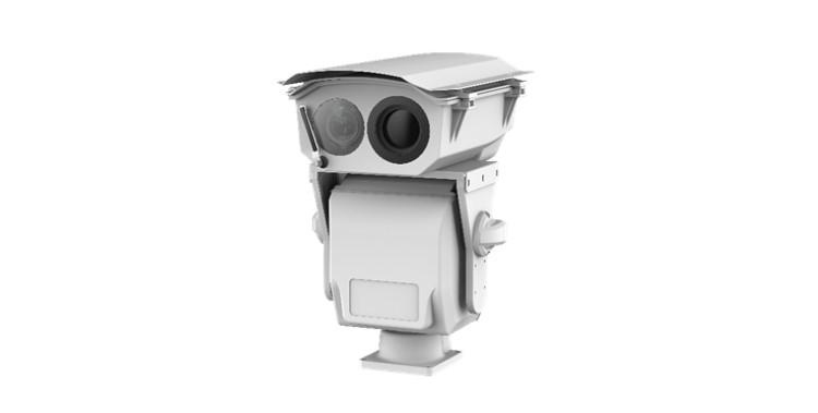 海康威视热成像观测型双光谱低功耗云台