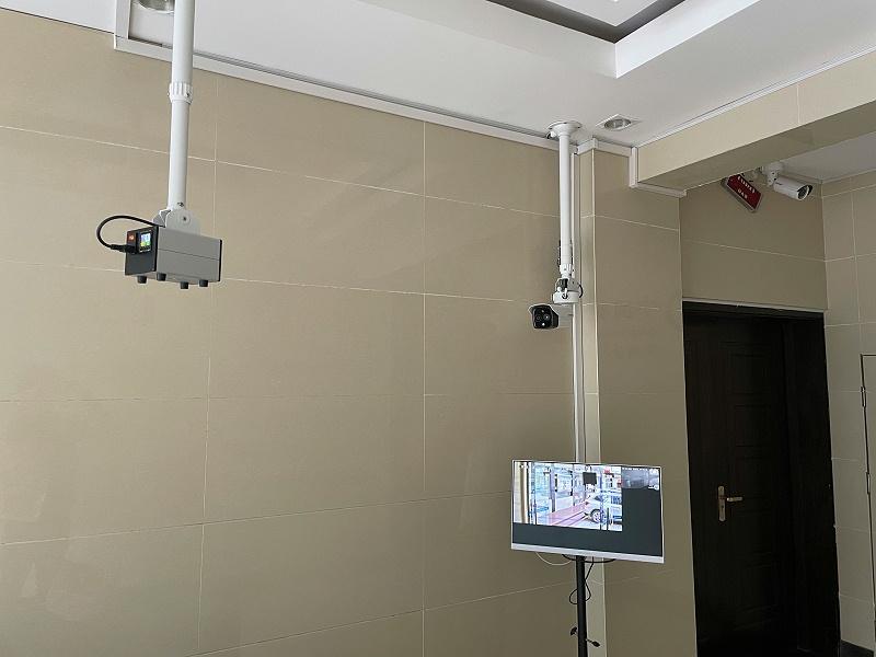 海康威视监控摄像头安装