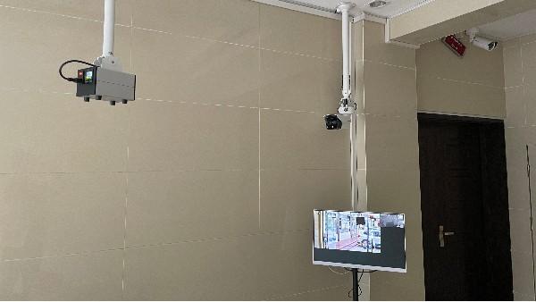 海康威视摄像头安装