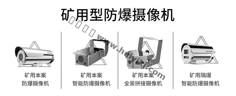 矿用型防爆摄像机