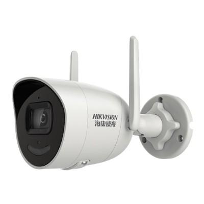 海康威视-DS-IPC-K12A-IWT-无线智能警戒对讲摄像机